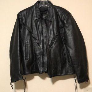 Women's Leather Jacket!
